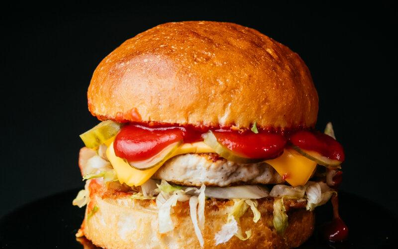Бургер «Lil cock»