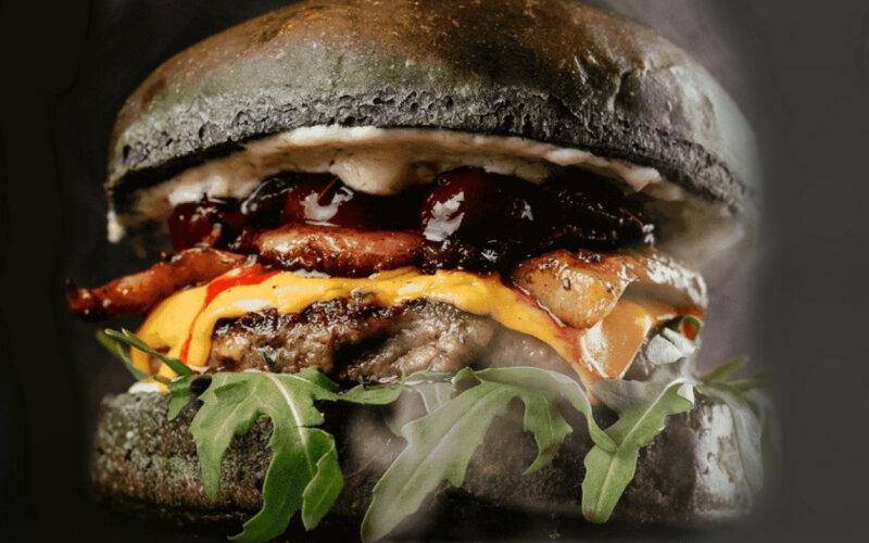 Бургер «Биф черри»