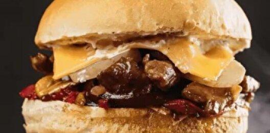 Бургер «Твоя бывшая»