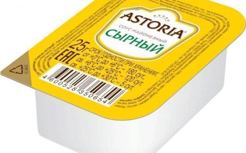 Соус майонезный Astoria «Сырный»