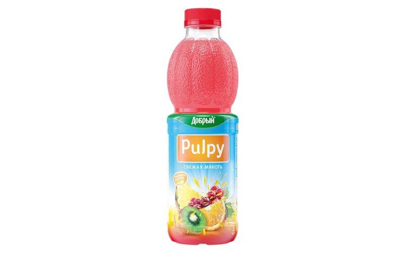 """Напиток «Добрый """"Палпи""""» тропический вкус"""
