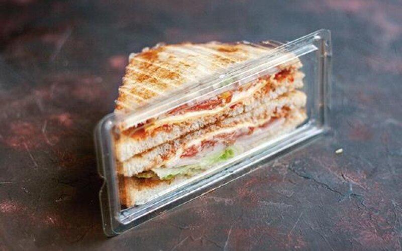 Чили-сэндвич с ветчиной