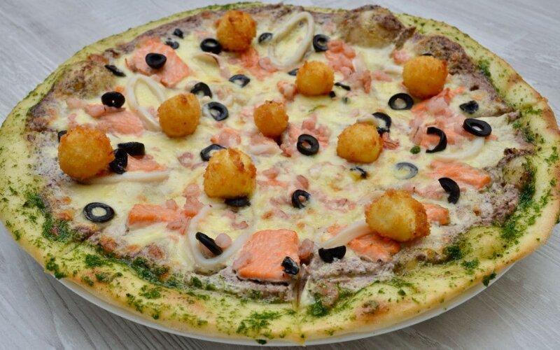 Пицца «Марсель»