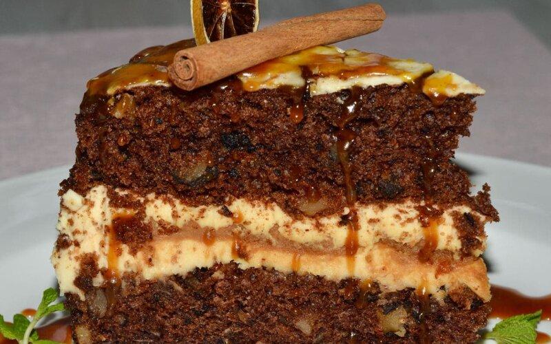 Торт « Граф Монте-Кристо» от шеф-кондитера