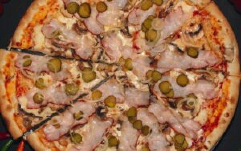Пицца «Деревенская»