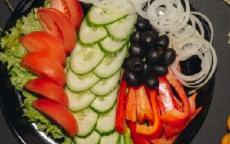 Закуска «Овощное ассорти»