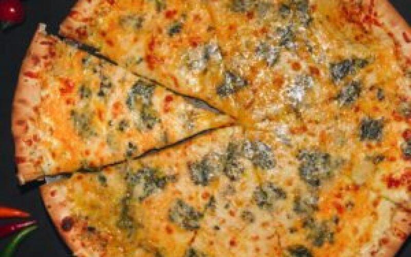 Пицца «Пять сыров»