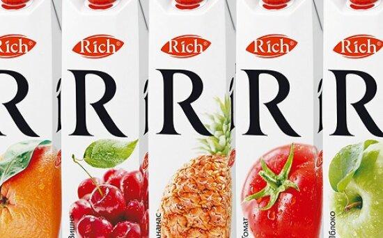 Сок «Rich»