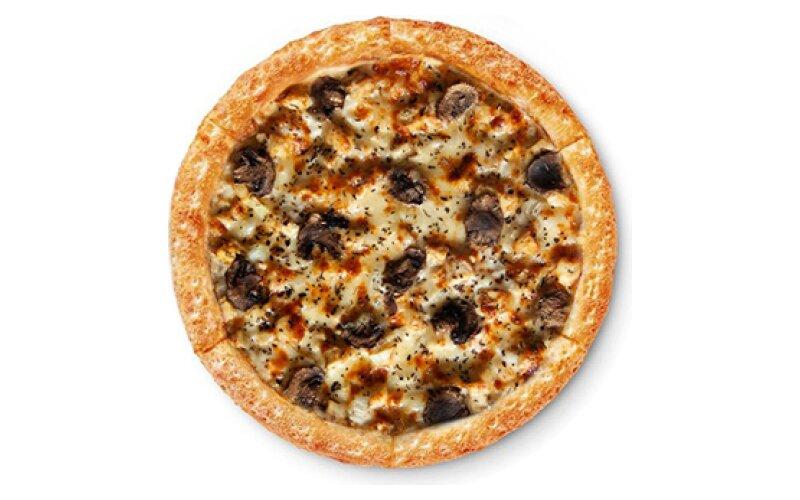 Пицца «Французский цыпленок» на традиционном тесте