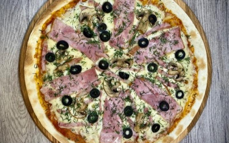 Пицца «Капричиозо»