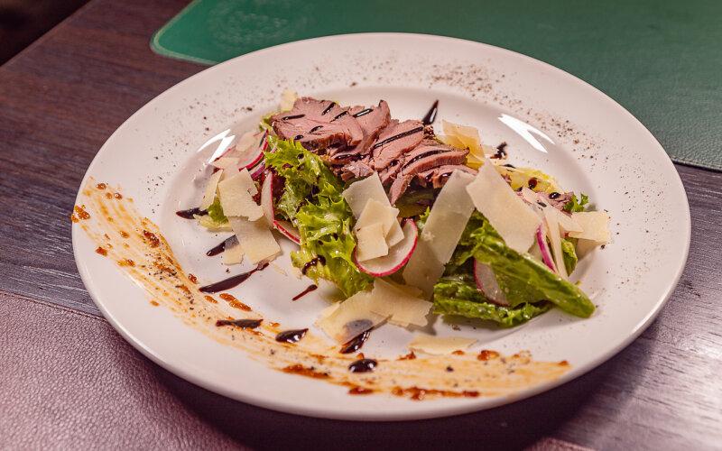 Ростбиф-салат