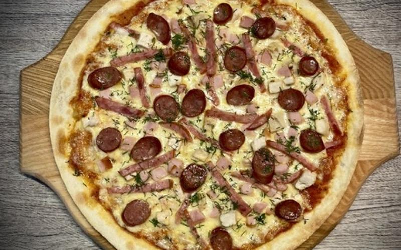 Пицца «Дженнаро»