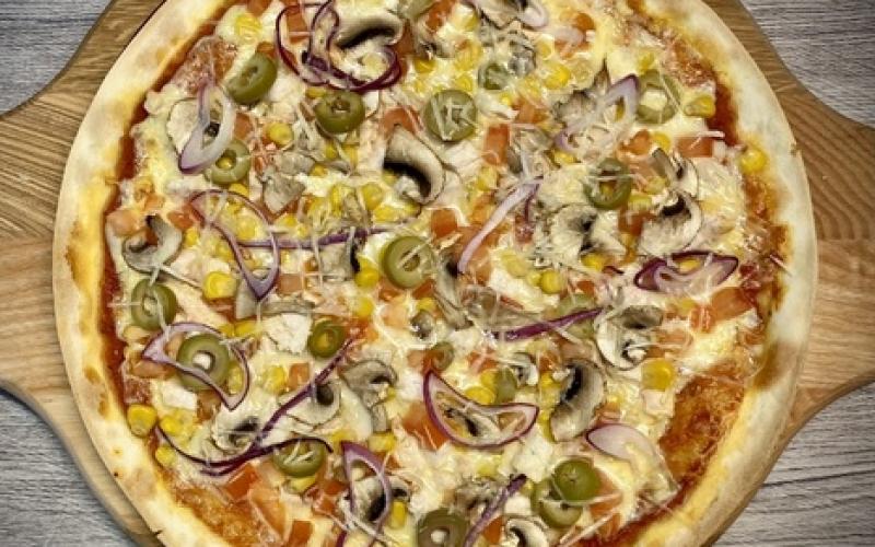 Пицца «Мексикана»