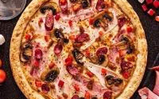 Пицца «Роял-гриль»