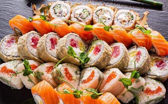 Суши-сет «Садо»