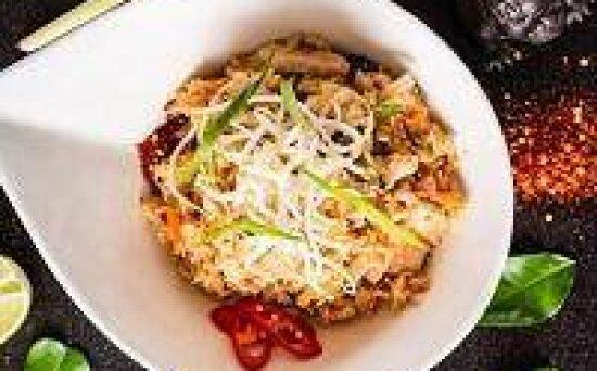 Рис «По-тайски» с цыпленком