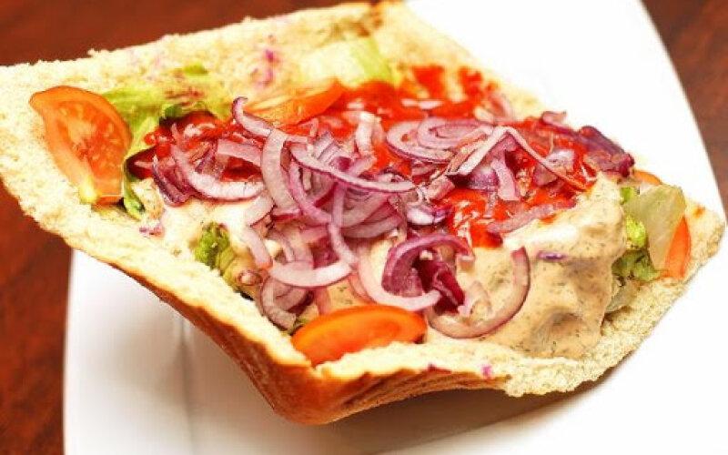 Кебаб «Вегетарианский»