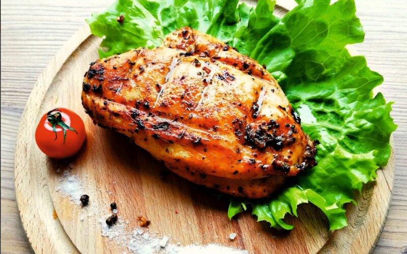 Филе куриное на гриле (весовое блюдо)