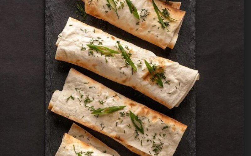 Сыр «Сулугуни» на углях