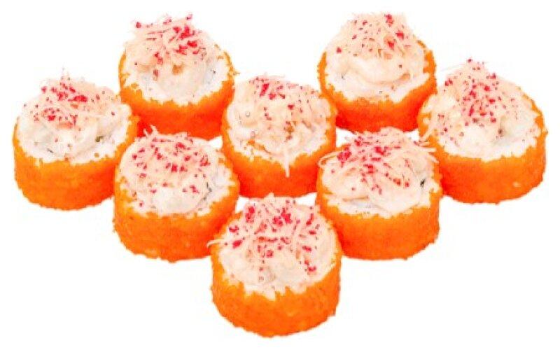 Ролл «Сырная креветка»