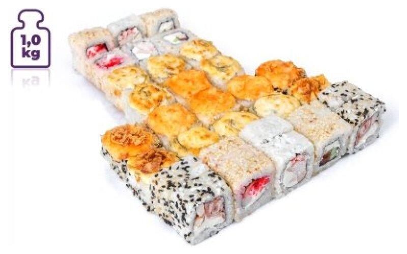 Суши-сет «Запечённый килограмм»