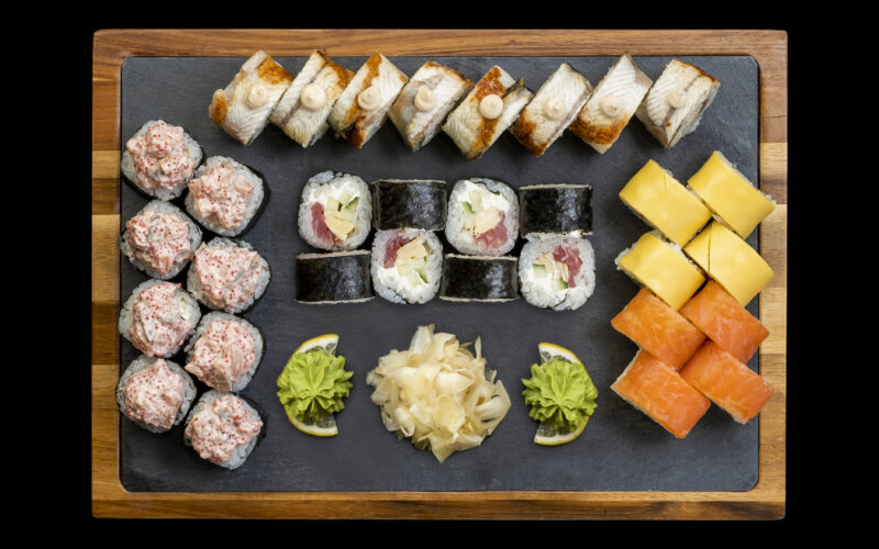 Суши-сет «Сёцоку»