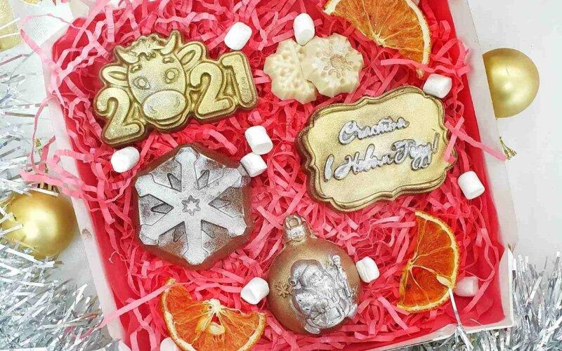 Шоколадный подарок №18