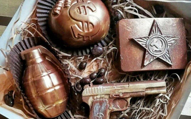 Набор «Военный»
