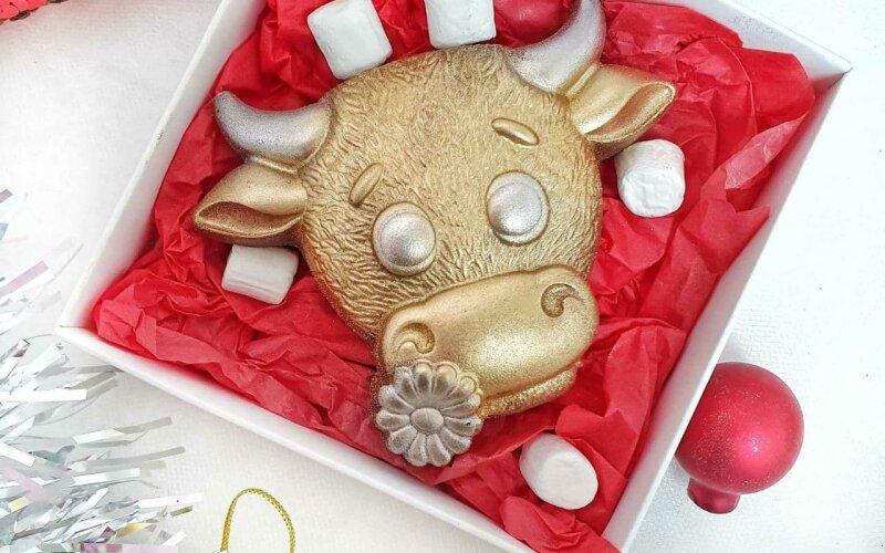 Шоколадный подарок №4