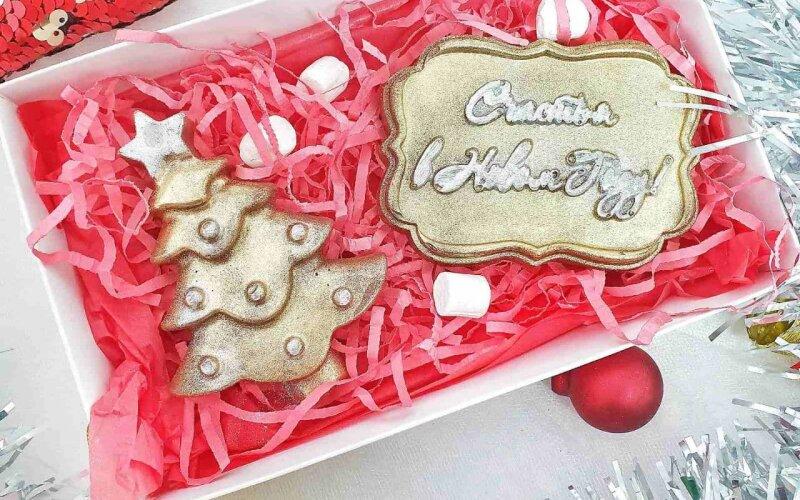 Шоколадный подарок №11
