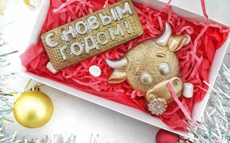 Шоколадный подарок №6