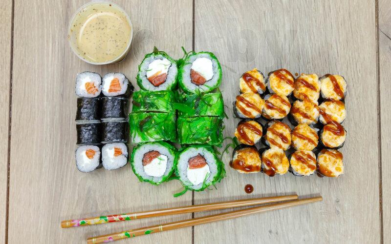 Суши-сет «Дивано Челентано»