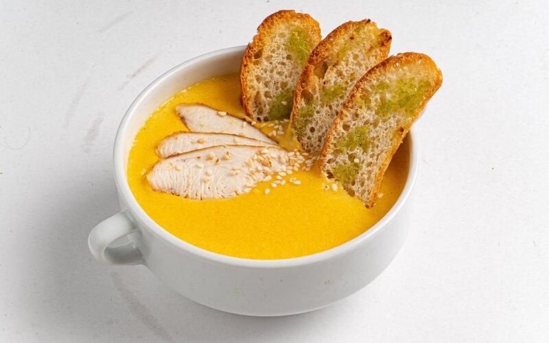 Суп-пюре «По-французски»