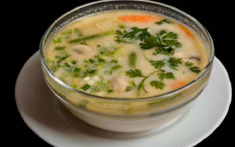 Суп «Том Кха»