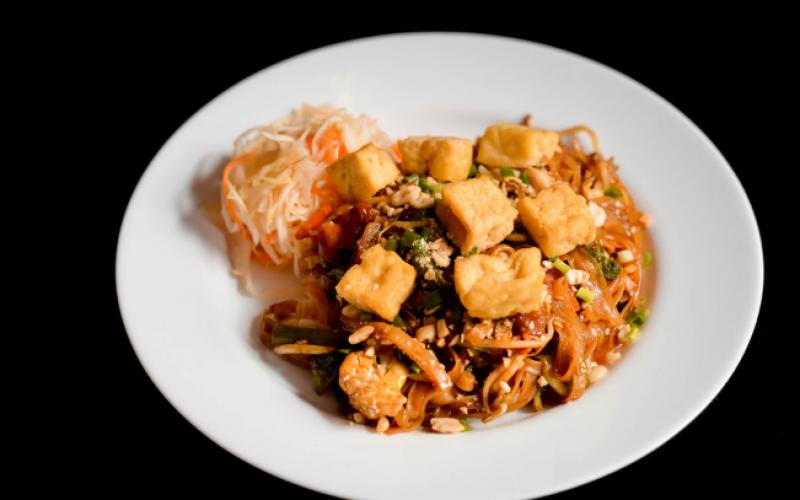 Лапша «Пад-Тай» с сыром «Тофу»