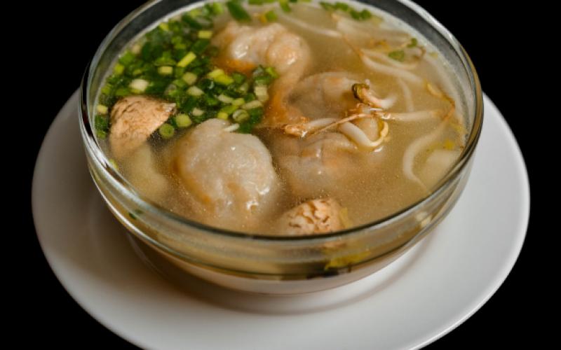 Суп «Вон Тон»