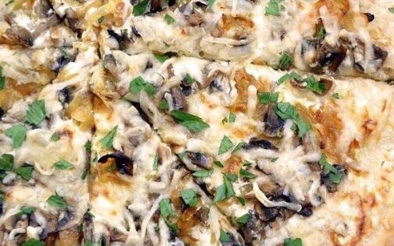Пицца «Осенний блюз»