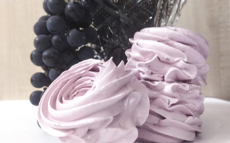 Зефир «Виноград» без сахара
