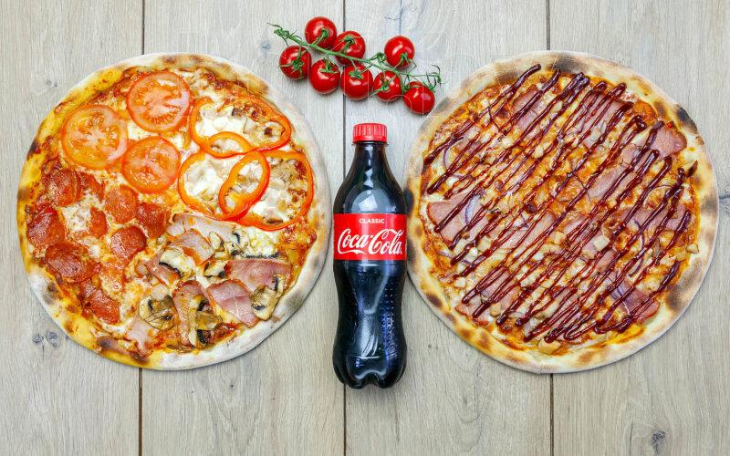 Пицца-сет «Во все сырные»