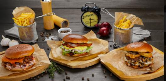 Бургер «Гризли»