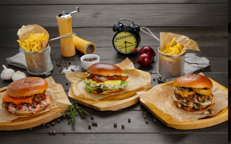 Бургер «Алоха»