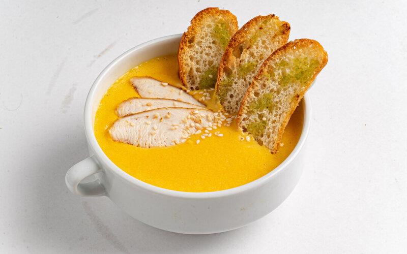 Крем-суп «По-французски»