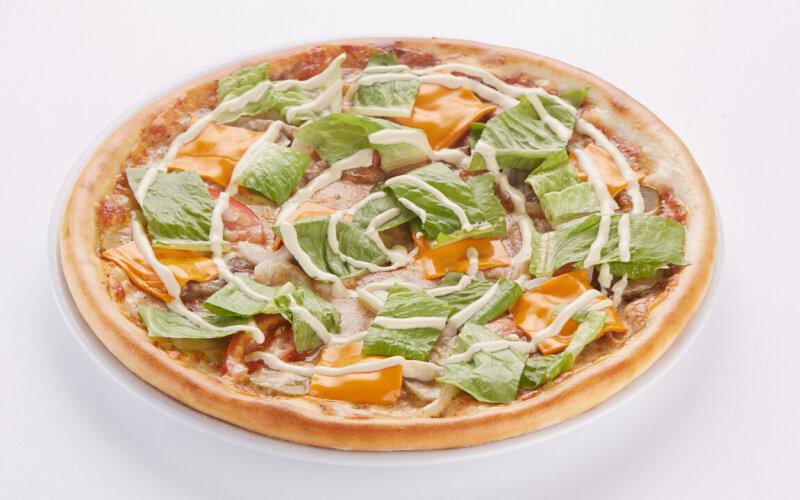 Пицца «Бургер»