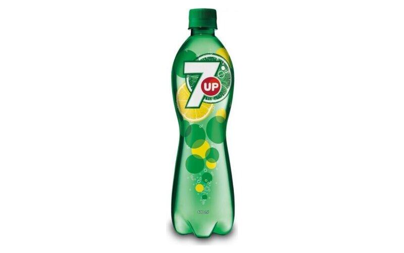 Напиток газированный «Севен Ап»