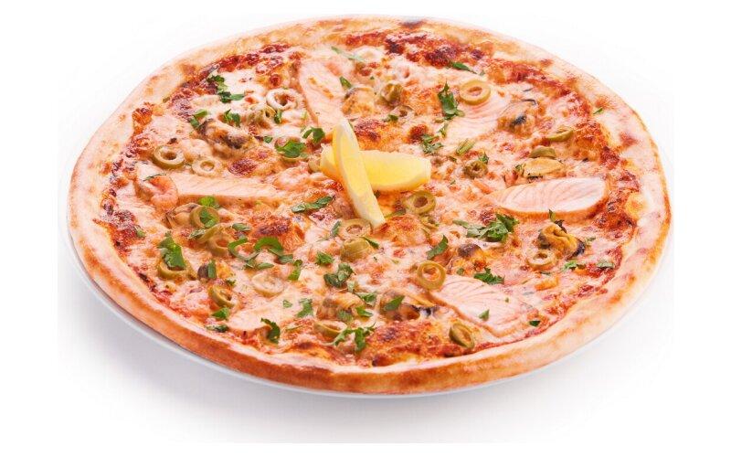 Пицца «Маринаре»