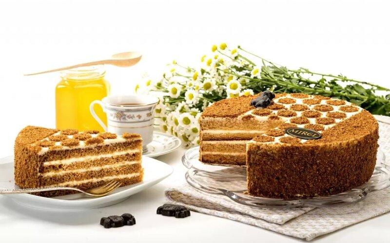 Торт MIREL «Сметанин медовый»