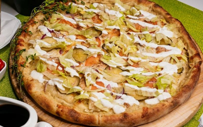 Пицца «По-Питерски»