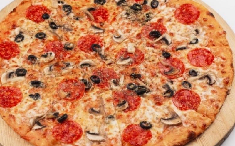 Пицца «SILVIO ITALIA»