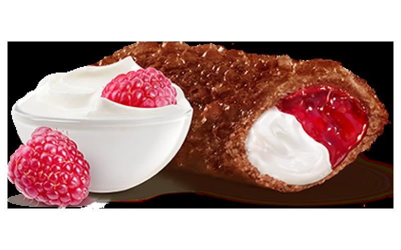 Шоколадный пирожок