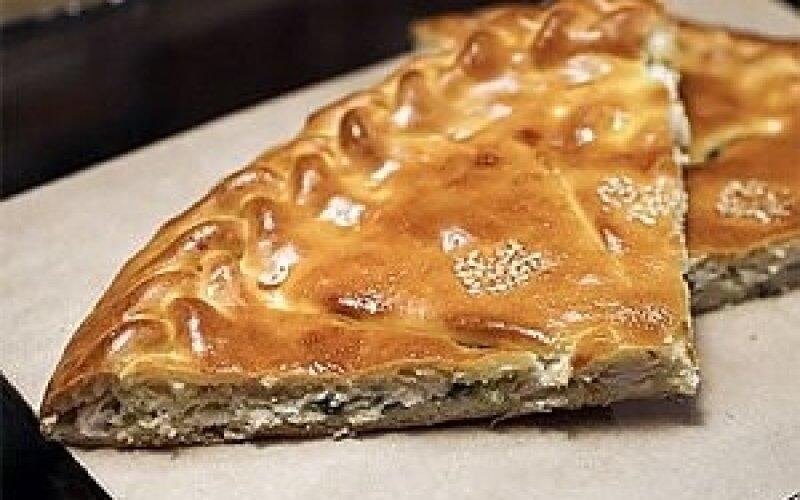 Пирог  «Осетинский» с курицей и сыром